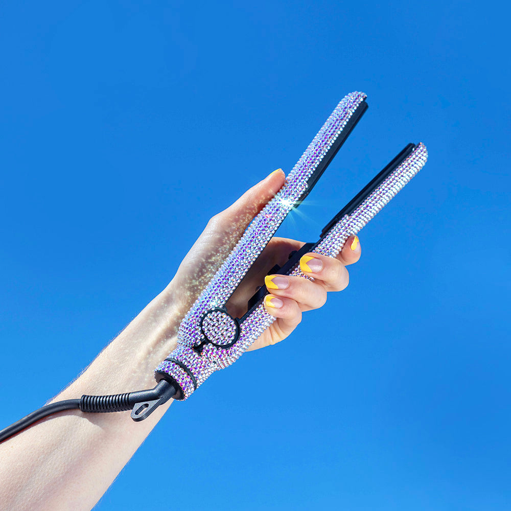 the dazzler limited edition genuine crystal styler | amika