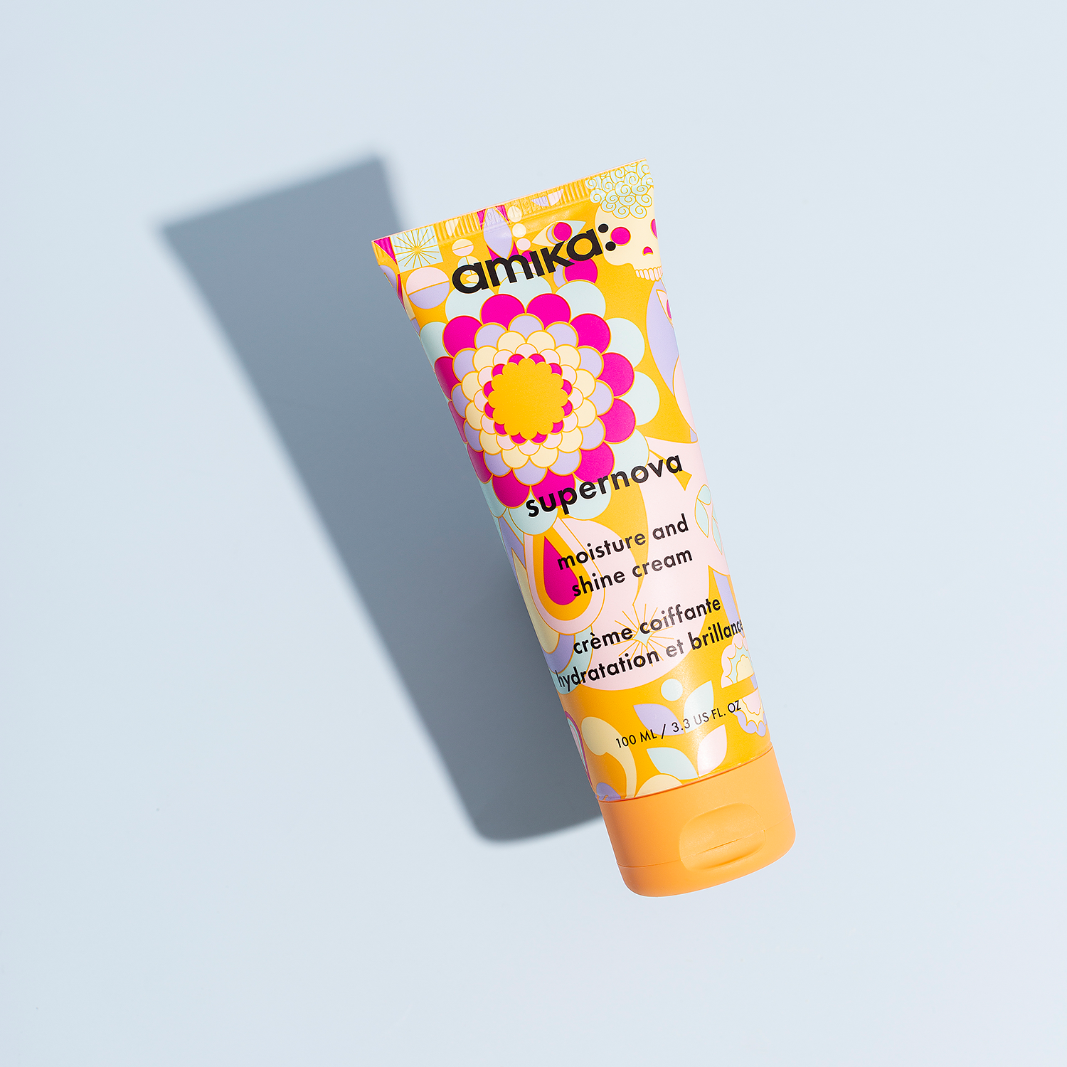 supernova moisture and shine cream | amika