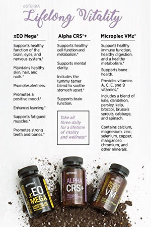 Lifelong Vitality Pack (3 bottles 30-day supply Guaranteed to change your life)