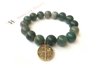 Supreme Luck Abundance Bracelet Success 4 Elements of Life