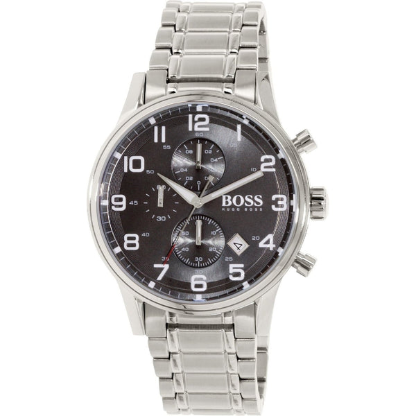 Hugo Boss Men's 1513181 'Aeroliner' Chronograph Stainless Steel Watch