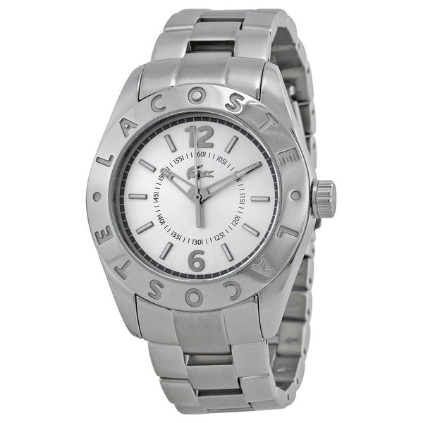 Lacoste Women's 2000712 'Biarritz' Stainless Steel Watch