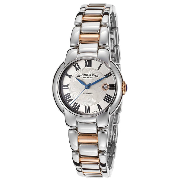 Raymond Weil Women's 2629-S5-01659 'Jasmine' Automatic Two-Tone Stainless Steel Watch
