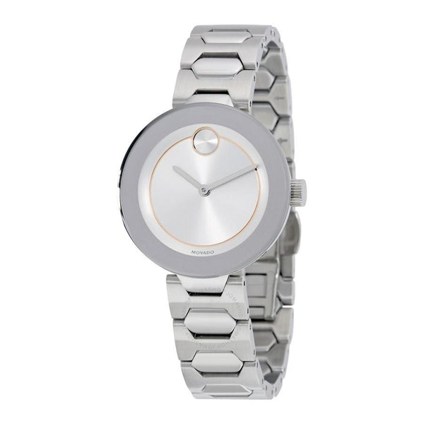 Movado Women's 3600381 'Bold' Stainless Steel Watch