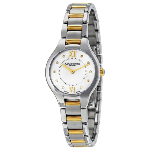 Raymond Weil Women's 5127-STP-00985 'Noemia' Diamond Two-Tone Stainless Steel Watch