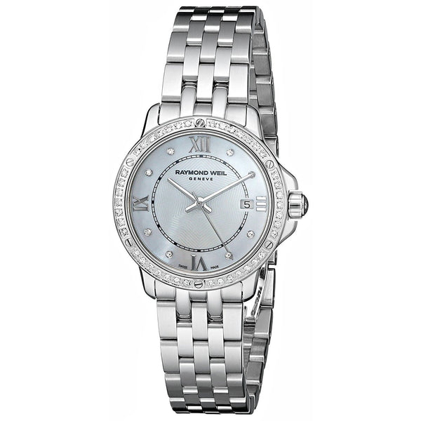 Raymond Weil Women's 5391-STS-00995 'Tango' Diamond Stainless Steel Watch
