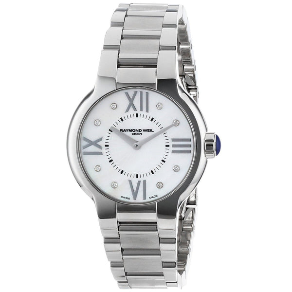 Raymond Weil Women's 5932-ST-00995 'Noemia' Diamond Stainless Steel Watch