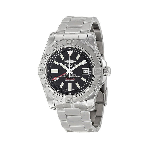 Breitling Men's A3239011-BC35 'Avenger II' Automatic Stainless Steel Watch