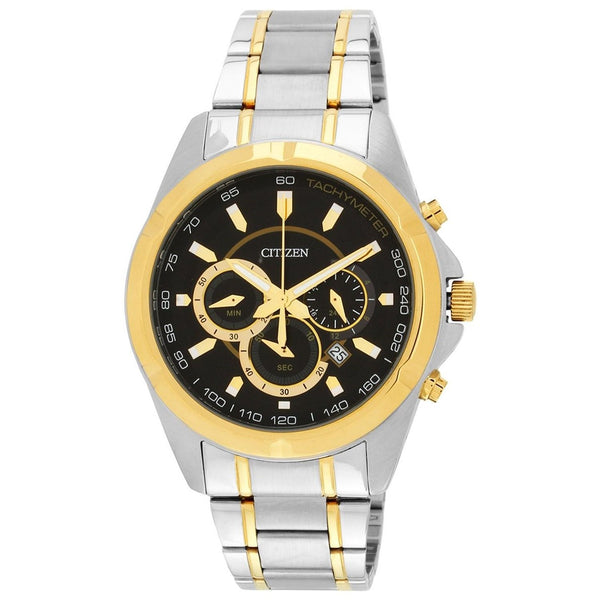 Citizen Men's AN8044-53E Chronograph Two-Tone Stainless Steel Watch
