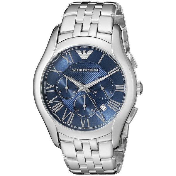 Emporio Armani Men's AR1787 'Classic' Chronograph Stainless Steel Watch