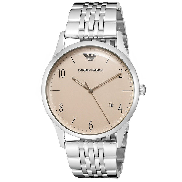 Emporio Armani Men's AR1881 'Classic' Stainless Steel Watch