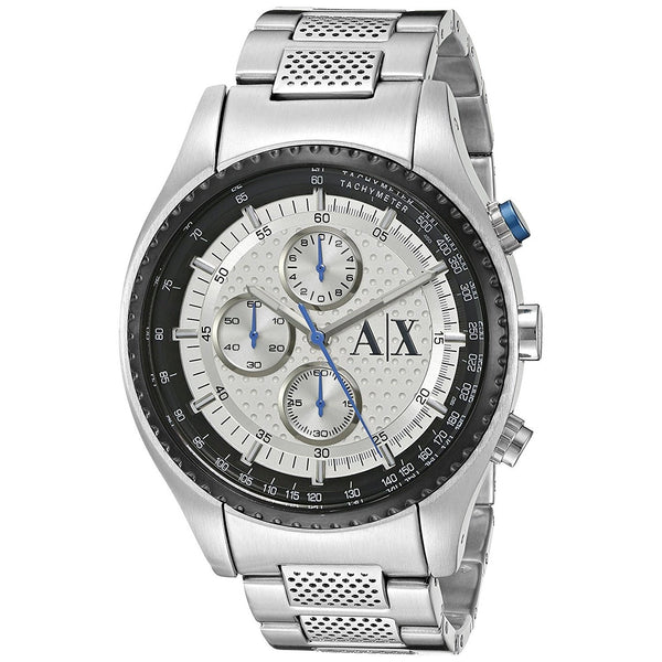 Armani Exchange Men's AX1602 'Active' Chronograph Stainless Steel Watch