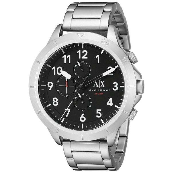 Armani Exchange Men's AX1750 'Romulous' Chronograph Stainless Steel Watch