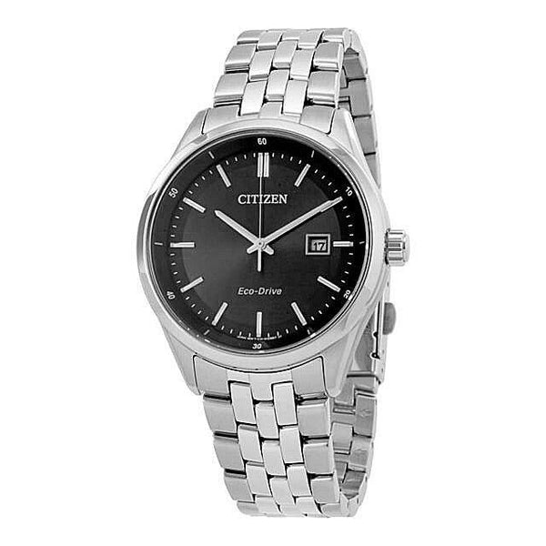 Citizen Men's BM7251-61E 'Eco-Drive' Stainless Steel Watch