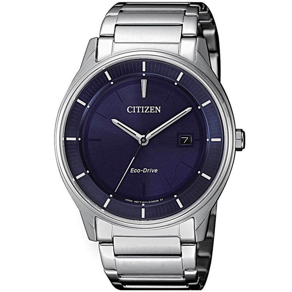 Citizen Men's BM7400-80L 'Eco-Drive' Stainless Steel Watch
