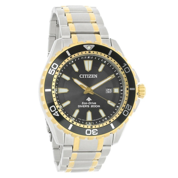 Citizen Men's BN0194-57E 'Eco-Drive' Two-Tone Stainless Steel Watch