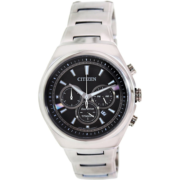 Citizen Men's CA4020-54E Chronograph Stainless Steel Watch