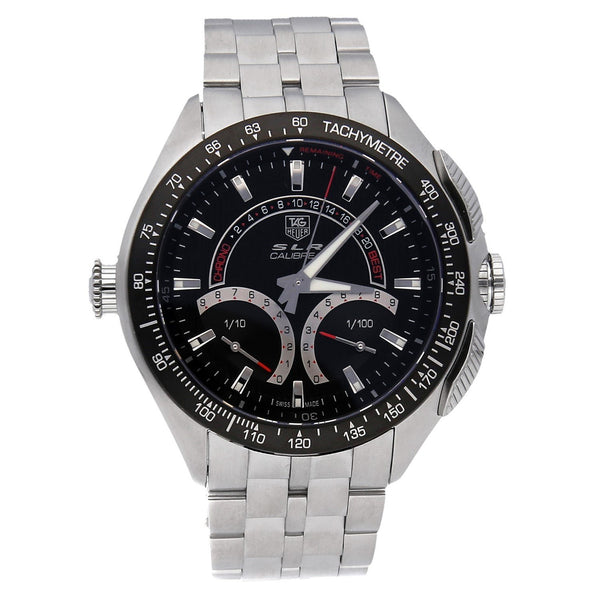 Tag Heuer Men's CAG7010.BA0254 'Mercedes Benz' Chronograph Stainless Steel Watch