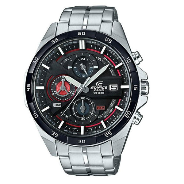 Casio Men's EFR556DB-1A 'Edifice' Chronograph Stainless Steel Watch