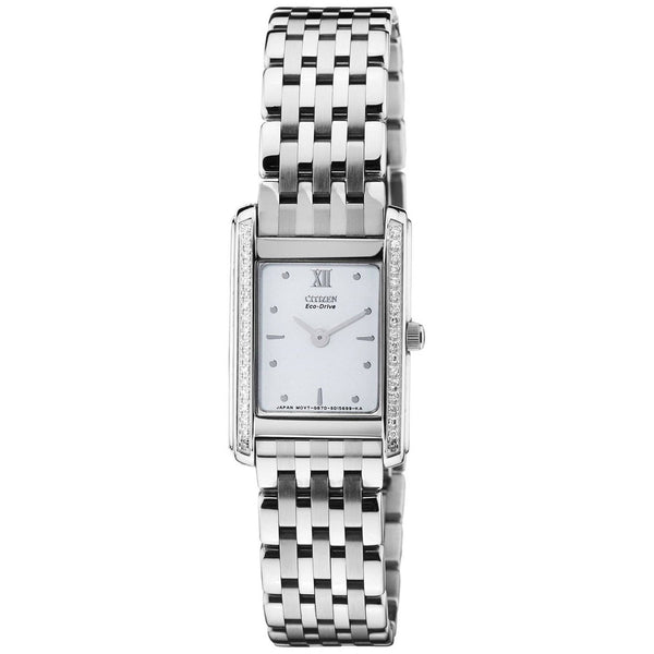 Citizen Women's EG3020-57A 'Stiletto ' Stainless Steel Watch