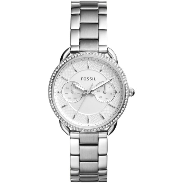 Fossil Women's ES4262 'Tailor' Chronograph Stainless Steel Watch