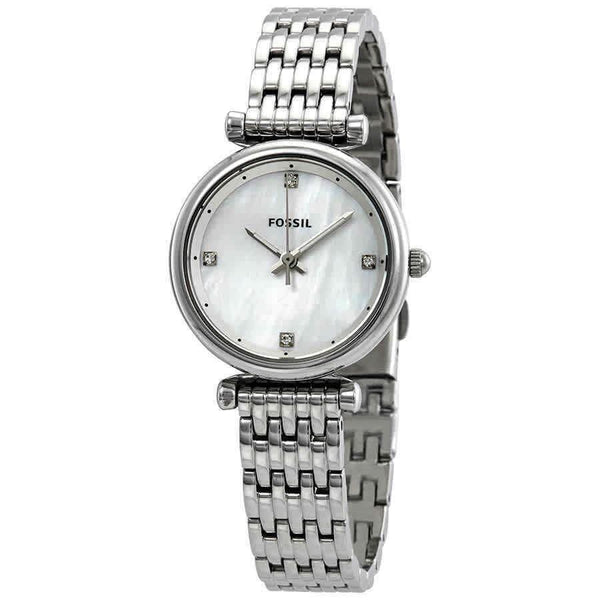 Fossil Women's ES4430 'Carlie' Stainless Steel Watch