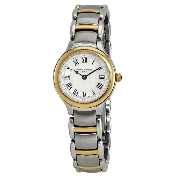 Frederique Constant Women's FC-200M1ER3B 'Classic Delight' Two-Tone Stainless Steel Watch
