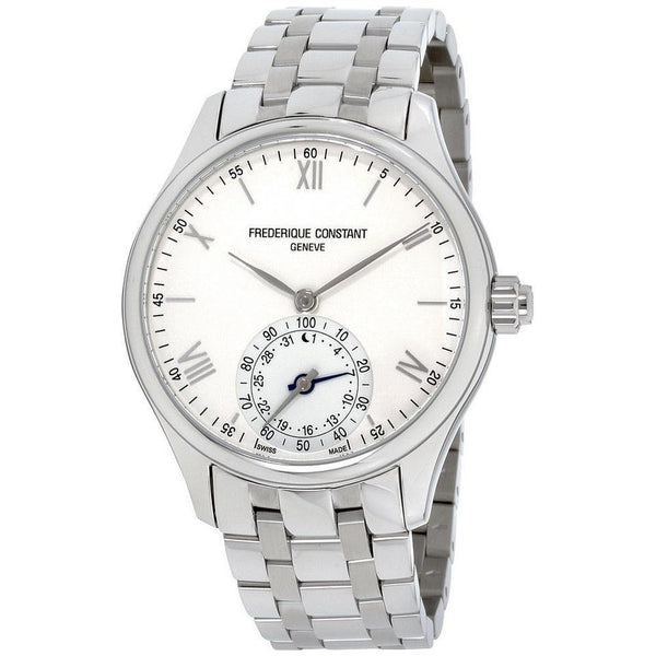Frederique Constant Men's FC-285S5B6B 'Horological Smartwatch' Stainless Steel Watch