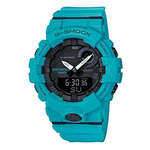 Casio Men's GBA800-2A2 'G-Shock' Blue Resin Watch