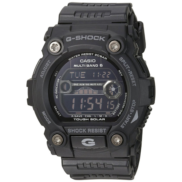 Casio Men's GW7900B-1 'G-Shock' Digital Black Resin Watch