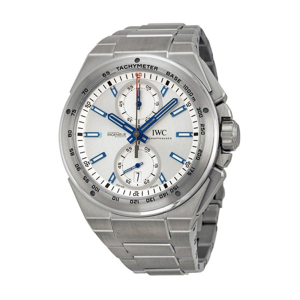 IWC Men's IW378510 'Ingenieur' Chronograph Automatic TachyMeter Stainless Steel Watch