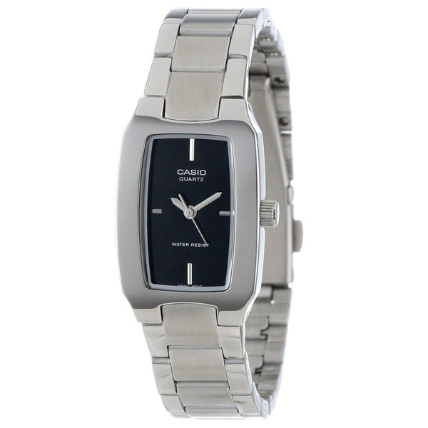 Casio Women's LTP-1165A-1C 'Classic' Stainless Steel Watch