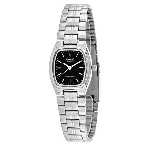 Casio Women's LTP-1169D-1A 'Classic' Stainless Steel Watch