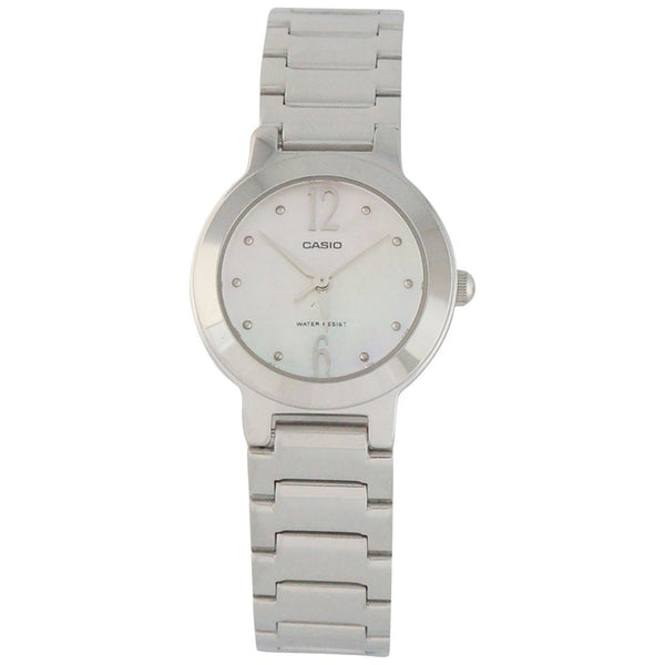 Casio Women's LTP-1191A-4A2 Stainless Steel Watch