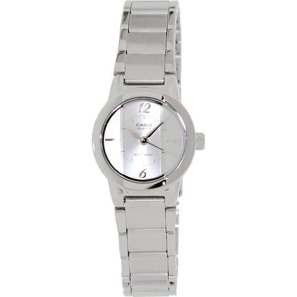 Casio Women's LTP-1230D-7C 'Classic' Stainless Steel Watch