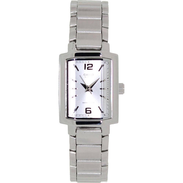 Casio Women's LTP-1233D-7A 'Classic' Stainless Steel Watch