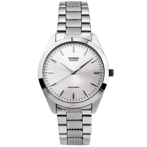 Casio Women's LTP-1274D-7A 'Classic' Stainless Steel Watch