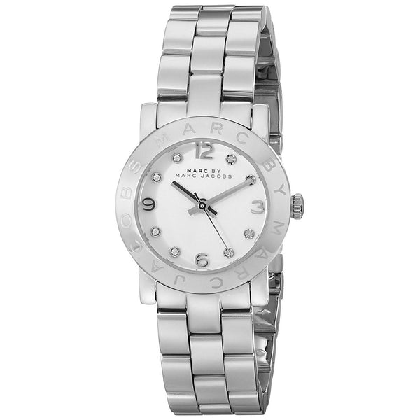 Marc Jacobs Women's MBM3055 'Amy' Stainless Steel Watch