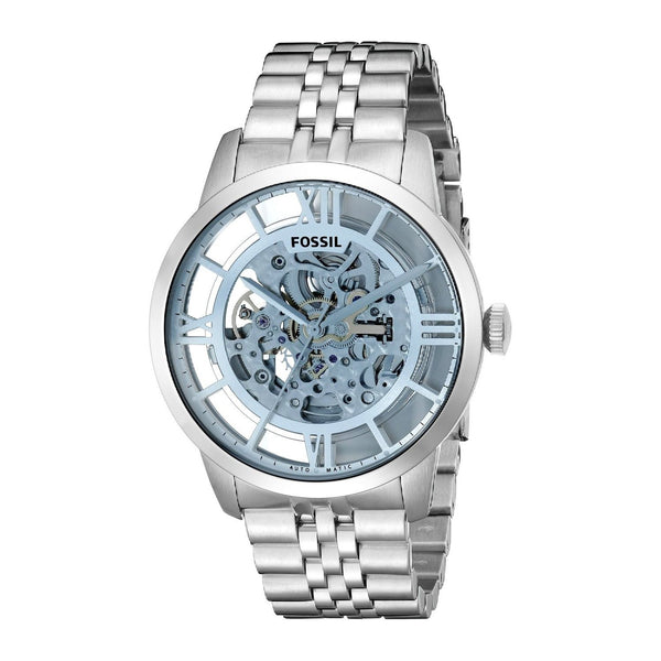 Fossil Men's ME3073 'Townsman' Automatic Stainless Steel Watch