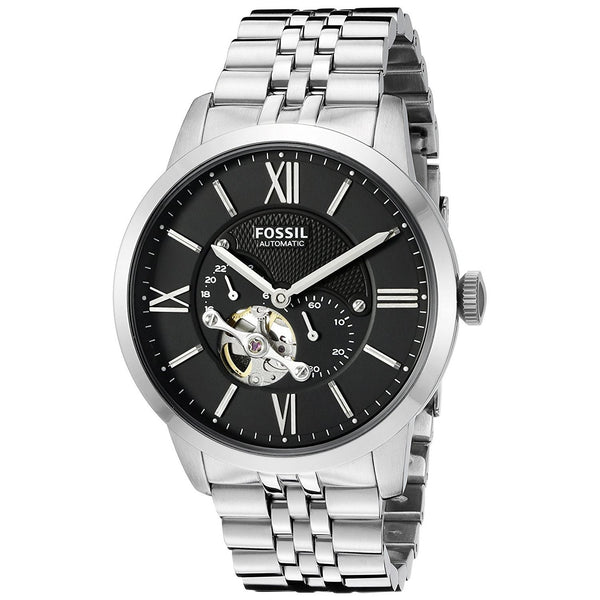 Fossil Men's ME3107 'Townsman' Automatic Stainless Steel Watch