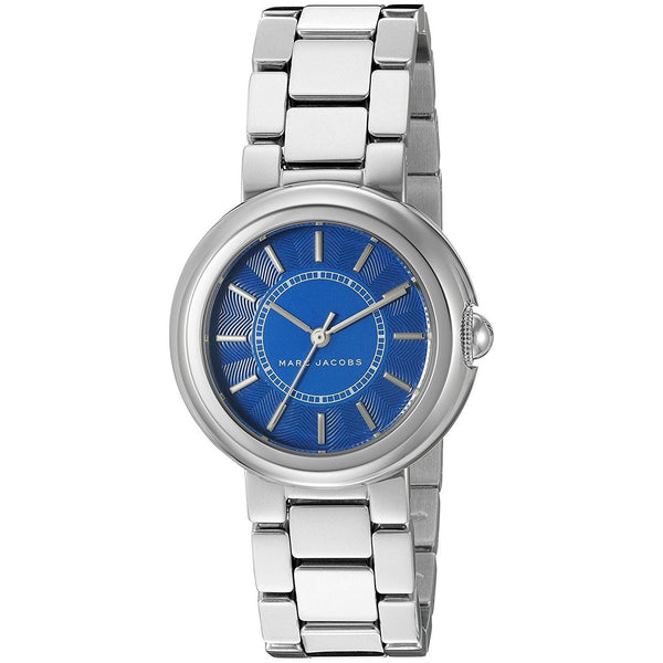 Marc Jacobs Women's MJ3467 'Courtney' Stainless Steel Watch