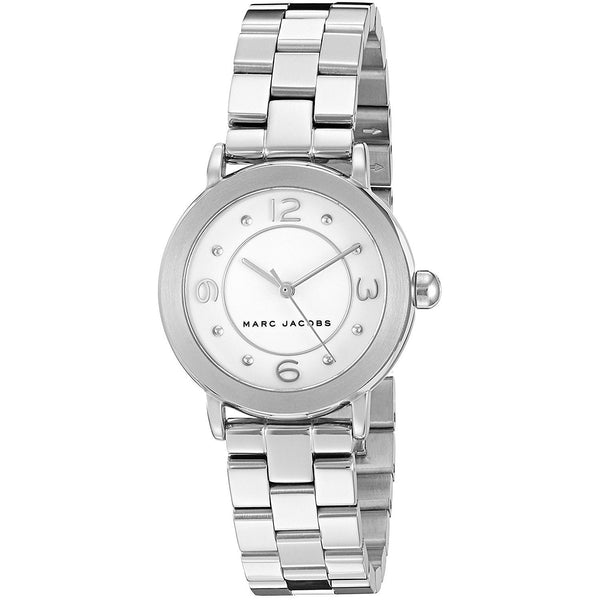 Marc Jacobs Women's MJ3472 'Riley' Stainless Steel Watch