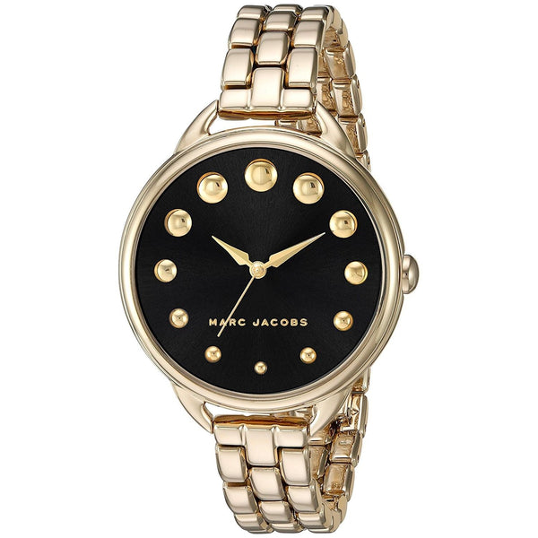 Marc Jacobs Women's MJ3494 'Betty' Gold-Tone Stainless Steel Watch