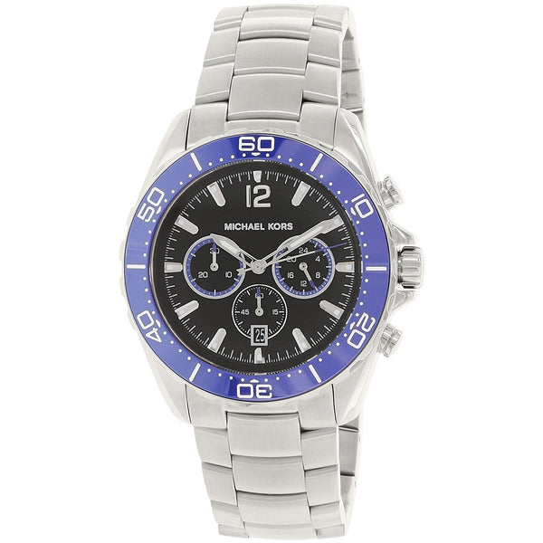 Michael Kors Men's MK8422 'Winward' Chronograph Stainless Steel Watch