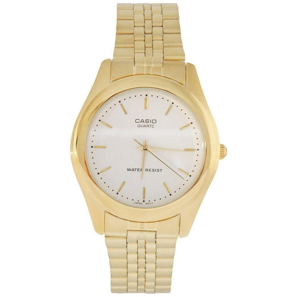 Casio Men's MTP-1129N-7A 'Classic' Gold-Tone Stainless Steel Watch