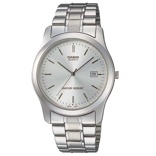 Casio Men's MTP-1141A-7A 'Classic' Stainless Steel Watch