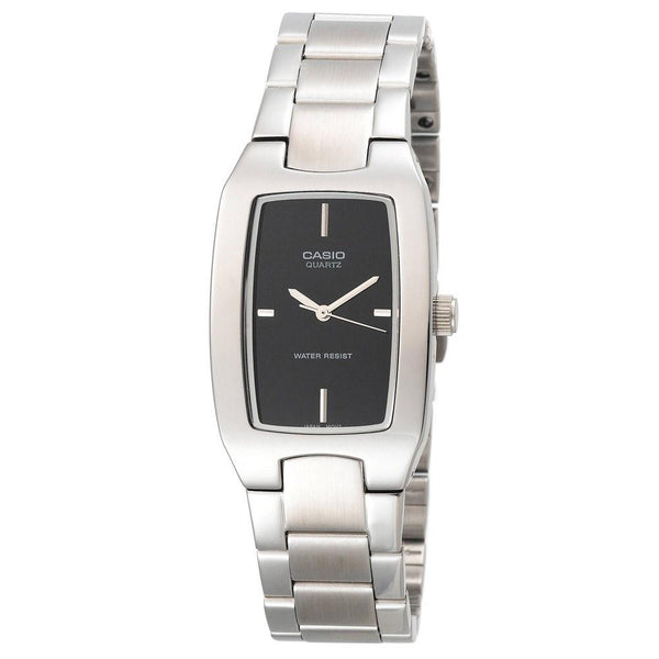 Casio Men's MTP-1165A-1C 'Quartz' Stainless Steel Watch