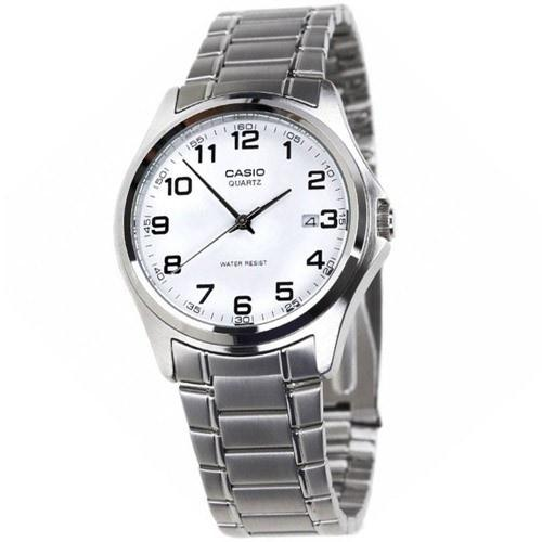 Casio Men's MTP-1183A-7B 'Classic' Stainless Steel Watch