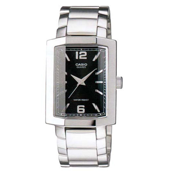 Casio Men's MTP-1233D-1A 'Quartz' Stainless Steel Watch