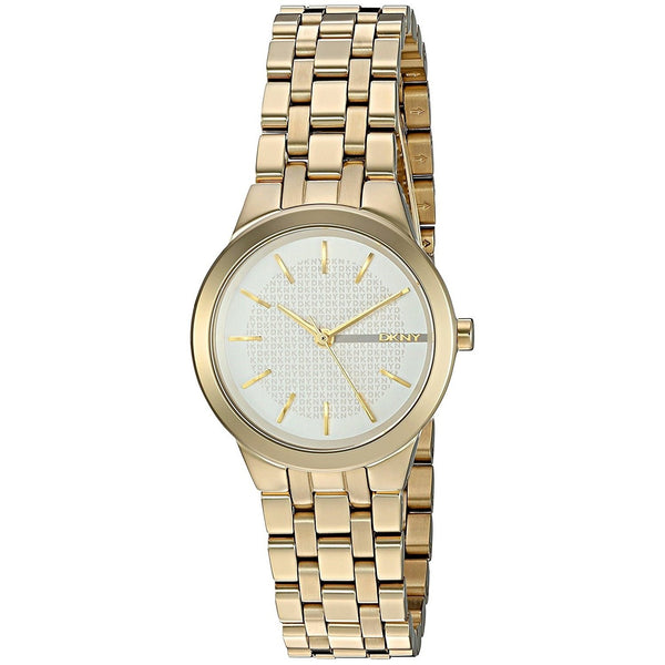 DKNY Women's NY2491 'Park Slope' Gold-tone Stainless Steel Watch